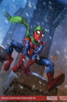 MA spider-man issue 46 by francis001