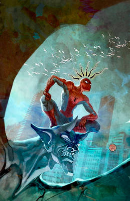 MA spider-man issue 48
