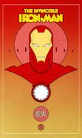 retro iron man 2