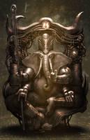 Ganesh by francis001