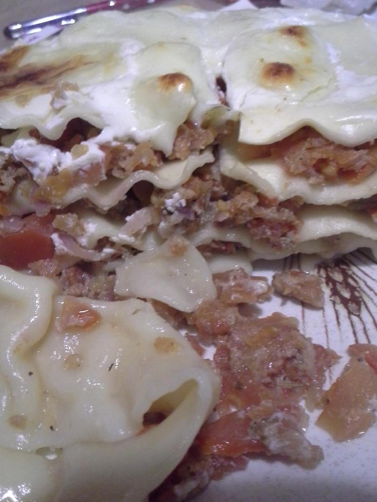 Lasagne by JesseSaphir