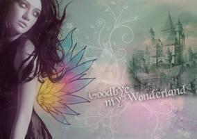 Goodbye, my Wonderland
