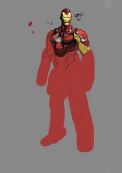WIP Marvel Iron man