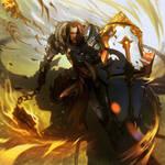 Diablo III Fan Art Contest - Prepare For Battle