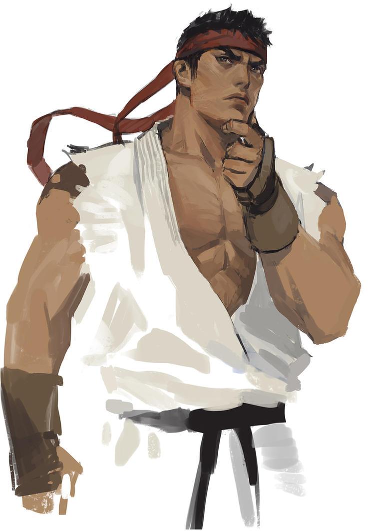 Ryu by VictorBang