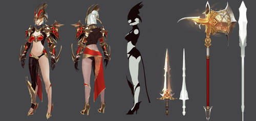 character design by VictorBang