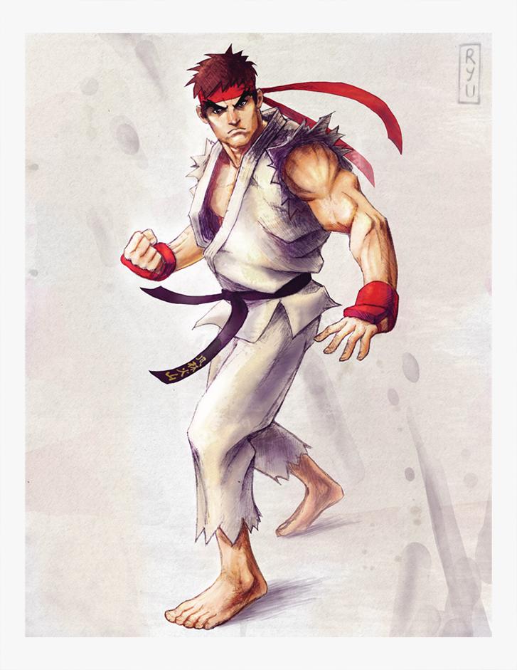 Ryu by drisco