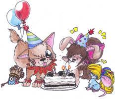 Happy birthday ZoruaLuver31 x3 by MotherGarchomp622