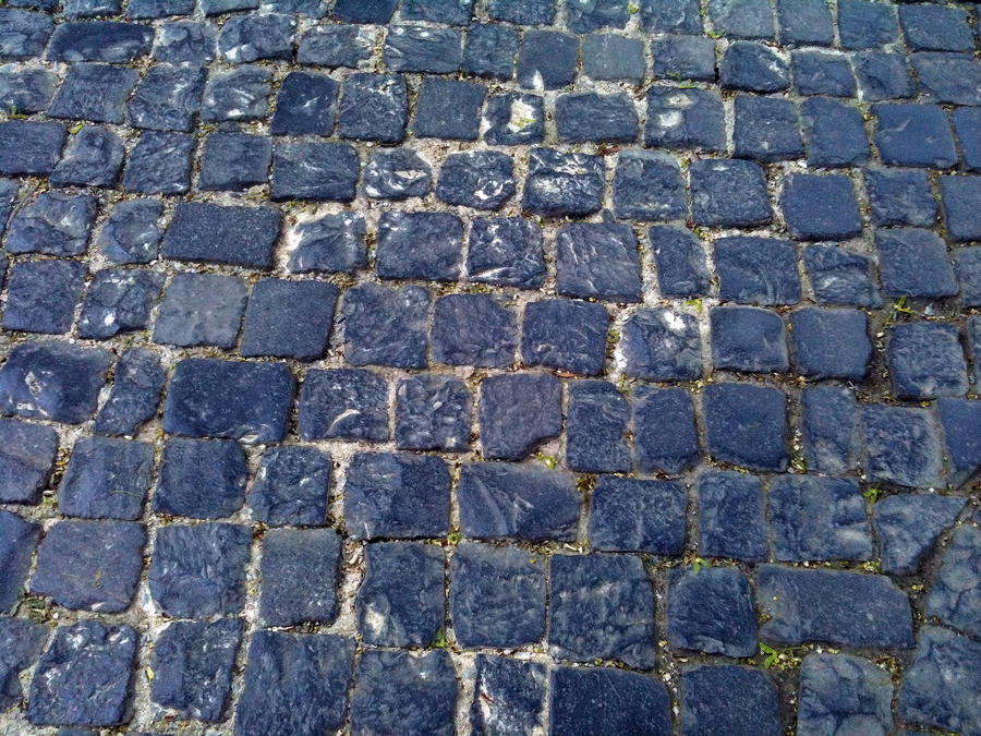 Cobblestone Texture 1 by LuDa-Stock