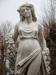 Statue of a Girl 03