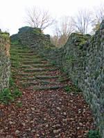 Castle Ruin Stock 24 by LuDa-Stock