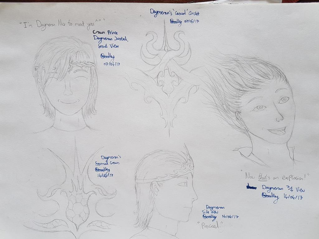 Daymeran Head Views by Devicorn