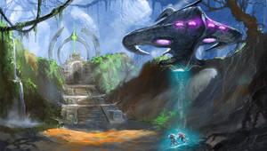 AlienExplorers by SUXZERO