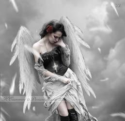 Lonley Angel by KCsummerz