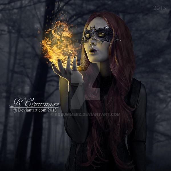 Forbidden Magic by KCsummerz
