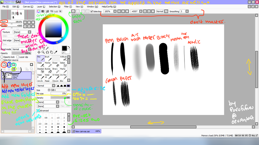 Buy Paint Tool Sai English