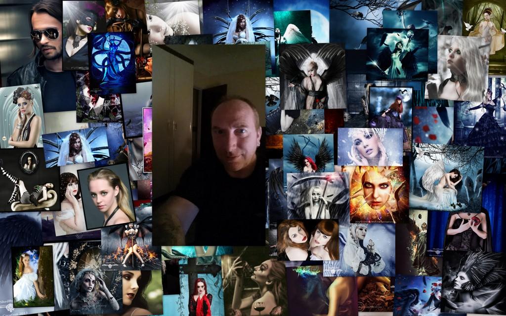 Desktop by Ladyella4