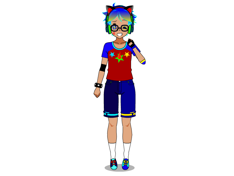 My New Updated Kisekae Look by Pikachuisawesome60