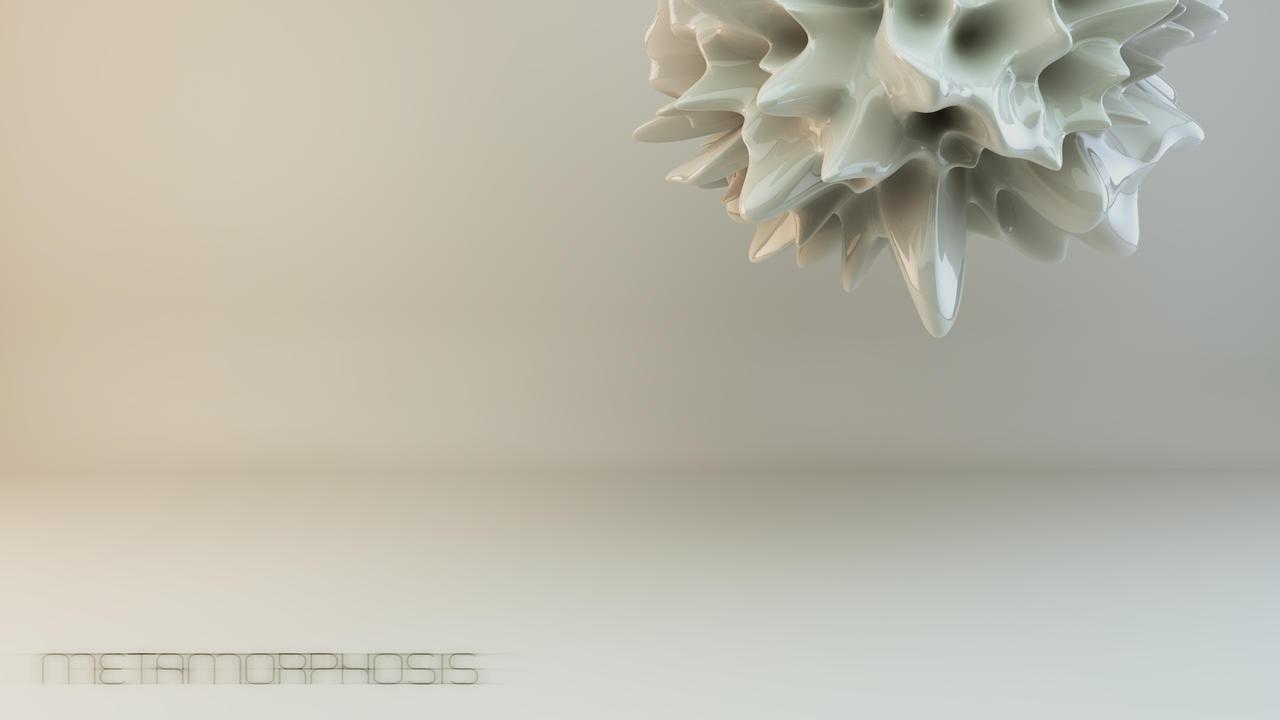 Metamorphosis by error-23