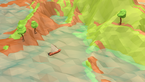 Lost Island (Low Poly) 2