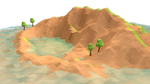 Lost Island (Low Poly) 3