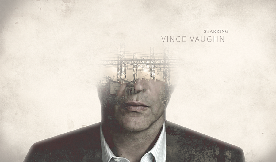 True Detective Season 2 - Vince Vaughn (Fan Art) by error-23