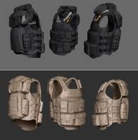 900 tri Soldier Wip 2 Vest