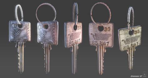 Key Marmoset