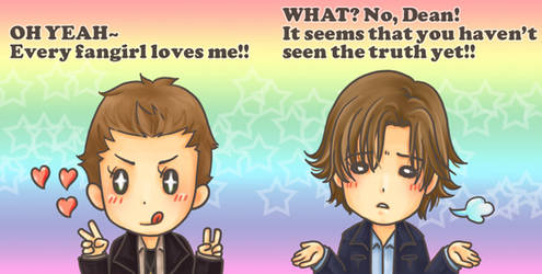 Dean or Sam? by howabout