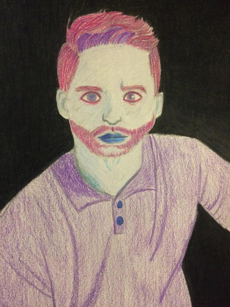 Purple Shirt by PossiblyMaybeMe