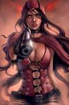 Red Riding Hood by DreadKlok