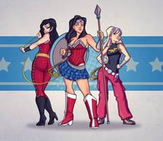 Wonder Trinity
