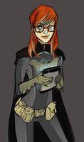 Batgirl Warmup