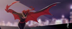 Run  Batwoman, Run! by AviKishundat