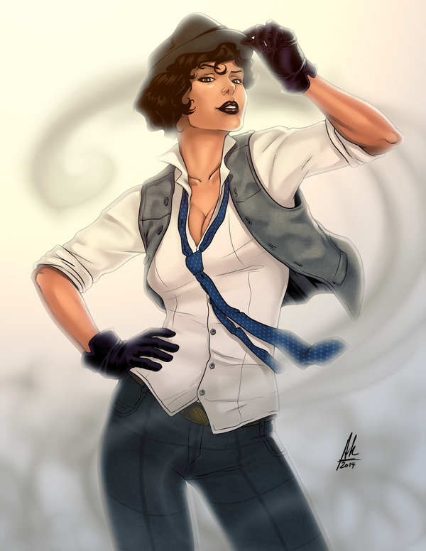 Renee Montoya - The Question by AviKishundat