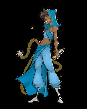 Blue Assassin