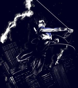 Nightwing   Midnight Stroll