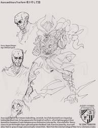Azura, Champion Slayer by MinstrelScrewTape