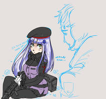HK 416 is for