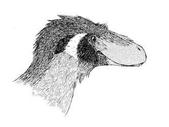 Deinonychus Dabble by ProjectOWL