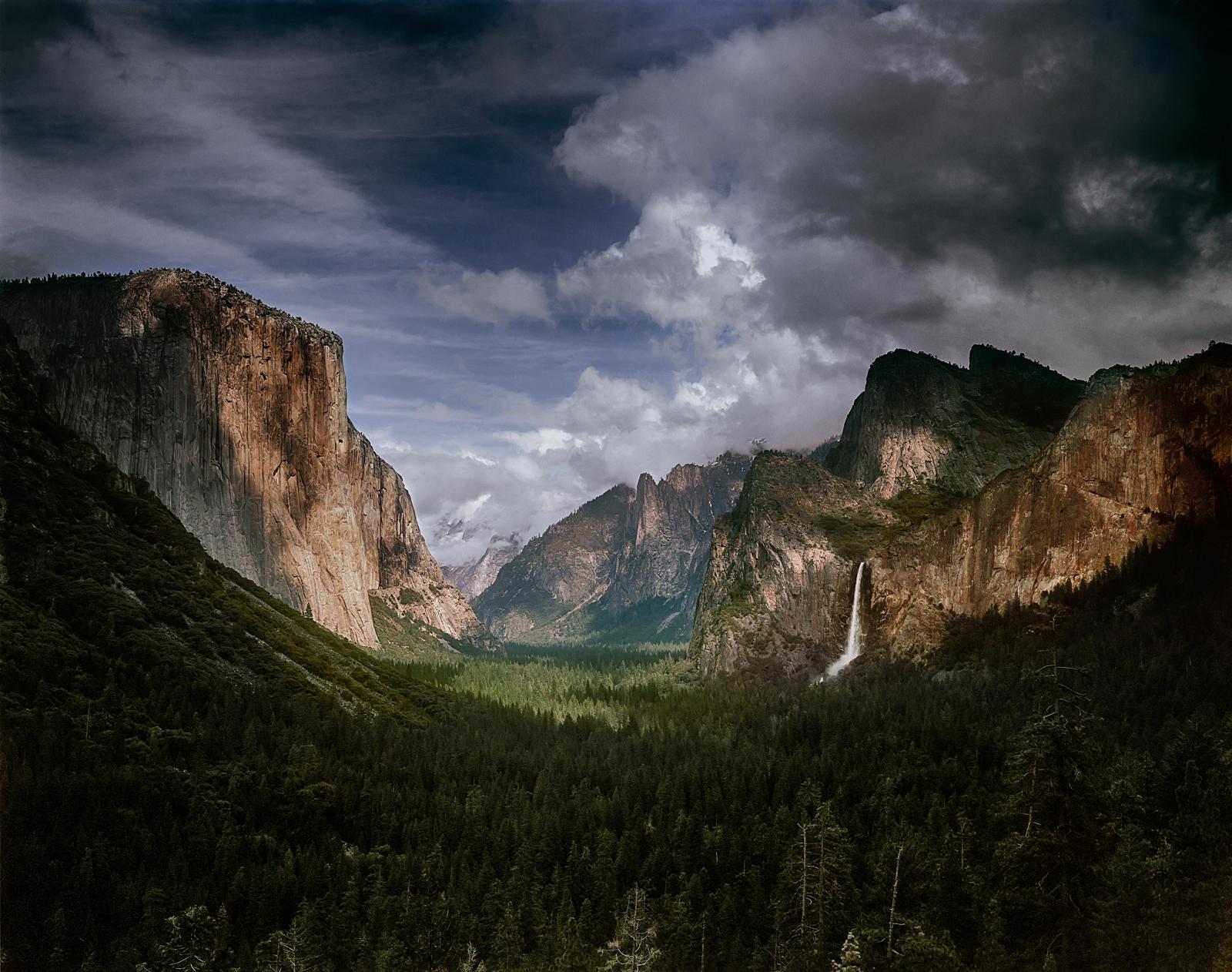 Idyllic Yosemite by AugenStudios