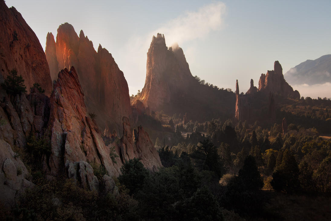 Garden of the Gods by AugenStudios