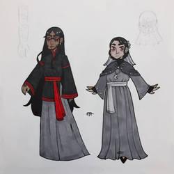 Healer and Priestess