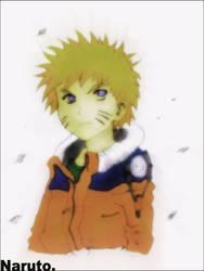 Naruto fan-art XD by Afrox