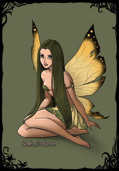Twilight Princess Great Fairy by queenofsugarland