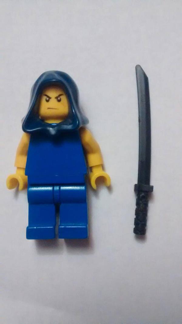 Lego Mortal Kombat: Sub-Zero by iiSomething on DeviantArt