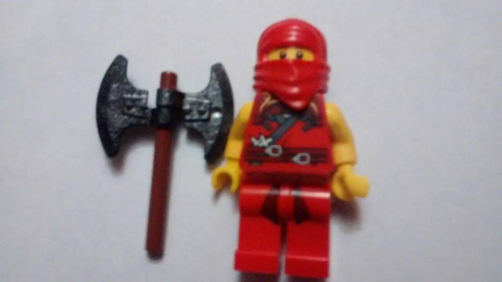 Lego Mortal Kombat: Ermac by iiSomething on DeviantArt