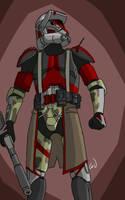 Sgt. Leadhead by SmacksArt