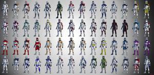 Troopers by SmacksArt