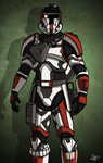 Old Republic trooper